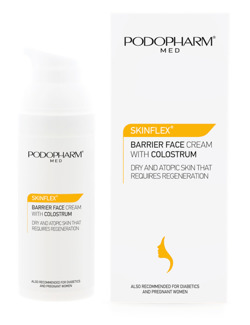 PODOPHARM SKINFLEX® barier cream for dry and atopic skin, 50 ml.
