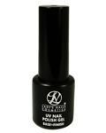 Lakier hybrydowy do paznokci UV Nail Polish Gel, Base + Finish, 7ml
